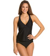 Speedo Active Crochet Mesh Tankini Top 8121996