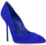 Sergio Rossi Electric Blue Pumps