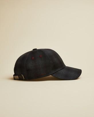 Ted Baker SYMON Wool baseball cap