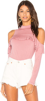 Clayton Colin Top in Pink. - size L (also in M,S,XS)