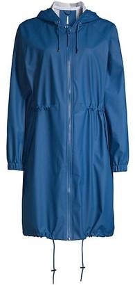 Rains Hooded Rain Coat