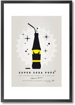 My Super Soda Pops Batman Print