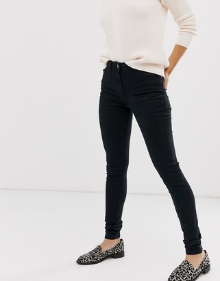 Esprit black denim skinny jean