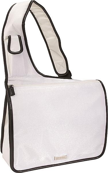 Bisadora Nylon Messenger Bag