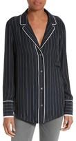Frame Women's Pj Silk Blouse