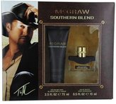 Tim McGraw MCGRAW SOUTHERN BLEND by Gift Set for MEN: EDT SPRAY .5 OZ & HAIR AND BODY WASH 2.5 OZ