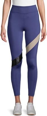 Koral Activewear Contrasting Ankle Leggings