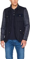 Luis Trenker Men's Sepp Wattiert Traditional Jacket
