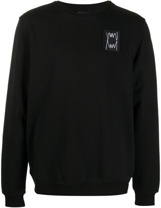 Puma Embroidered Patch Jumper
