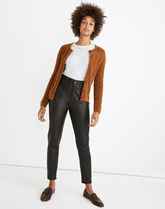 Madewell The Perfect Vintage Jean: Leather Edition
