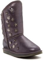 Australia Luxe Collective Angel Short Studded Metallic Genuine Sheepskin Boot