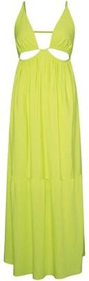 Jonathan Simkhai Calliope Cutout Maxi Dress