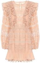 Ulla Johnson Jolie cotton-blend minidress