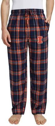 NCAA Men's Illinois Fighting Illini Hllstone Flannel Pants