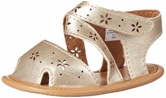 Baby Deer Baby Girls Crib Shoe Sandal