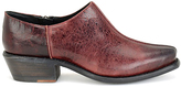 Sonora Red Quinn Leather Bootie