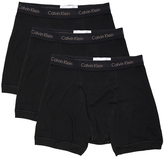 Calvin Klein Underwear Cotton Classics 3 Pack Boxer Briefs