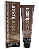 Redken Color Fusion Cream Natural Balance Hair Color for Unisex, No.5AG Ash/green, 2.1 Ounce