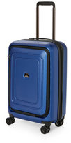 """Delsey 21"""" Blue Cruise Hard Carry-On Spinner"""