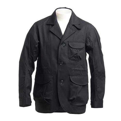 PEdAL.E.D Men's Saddle Jacket - Black