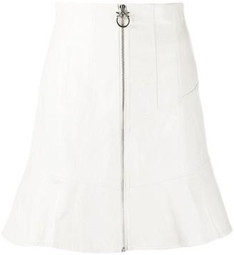 Pinko Flared Panel Skirt