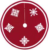 Bed Bath & Beyond Snowfall 54-Inch Christmas Tree Skirt