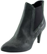 Luca Valentini Zelda Pointed Toe Leather Ankle Boot.