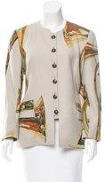 Hermes Wool & Cashmere-Blend Jacket