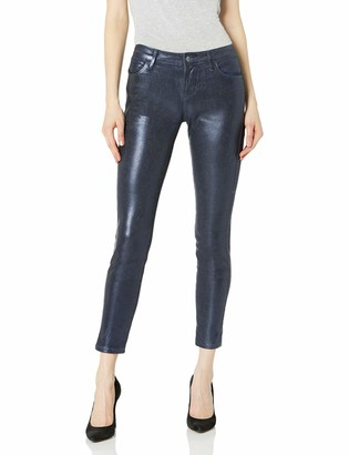 GUESS Women's Sexy Curve Mid-Rise Stretch Skinny Fit Jean