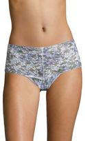Hanky Panky Violet Spray Retro Lace Thong