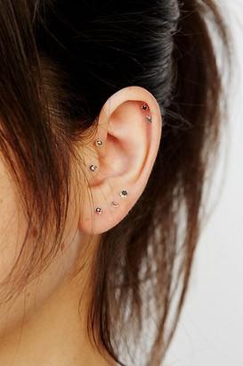 Free People Teeny Tiny Mega Stud Earring Set