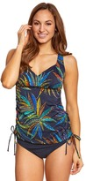 Penbrooke Tropical Fiesta Adjustable Side Tankini Top 8150422
