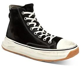 AllSaints Men's Blakely Suede High-Top Sneakers