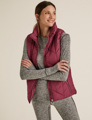 Marks and Spencer Thermowarmth Quilted Puffer Gilet