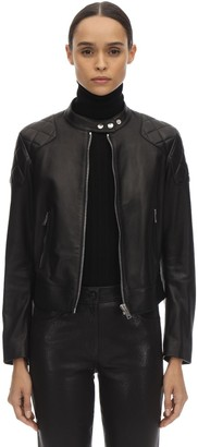 Belstaff Belhaven Leather Biker Jacket