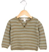 Bonpoint Girls' Striped Knit Sweater