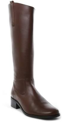 Catherine Malandrino Reeta Leather Riding Boot