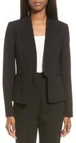 Women's Classiques Entier Sculpted Collar Suit Jacket