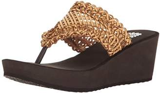 Yellow Box Women's Charm Wedge Sandal