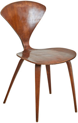 Rejuvenation Mid Century Dining Chair By Plycraft