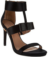 BCBGMAXAZRIA High Heel Bow Sandals - Gale