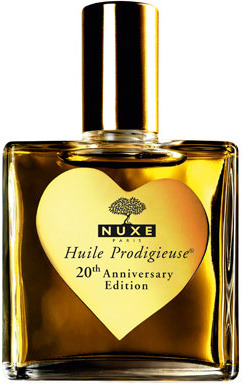 Nuxe huile prodigieuse multi-usage dry oil 20th anniversary edition