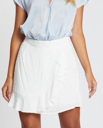 Atmos & Here Hailey Wrap Skirt