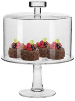Krosno 11-in. Footed Cake Plate