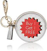 "Anya Hindmarch WOMEN'S ""BUY 1 GET 1 FREE"" COIN PURSE"