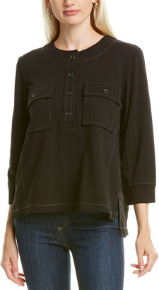 James Perse Utility Top