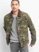 Gap Camo field jacket