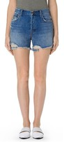 J Brand Women's Ivy High Waist Denim Shorts