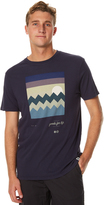 Ourcaste Rise Mens Tee Blue