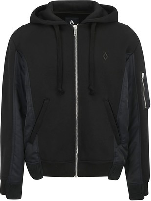 Marcelo Burlon County of Milan Zip-Up Hoodie